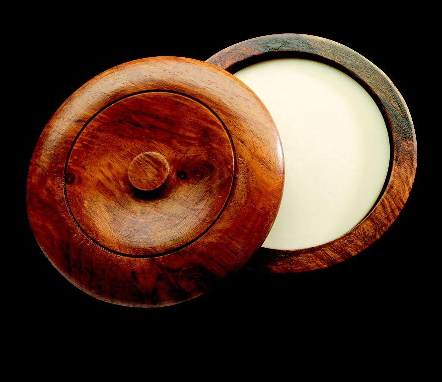 TOBS-01050 Taylor of Old Bond Street shaving soap with bowl -- Sandalwood