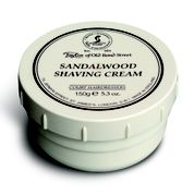Taylor of Old Bond Street Shave Cream-Jar-Sandalwood